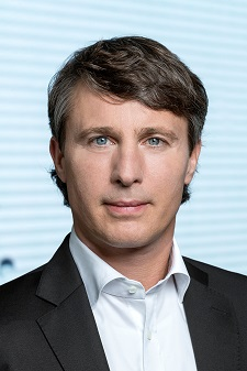 Christian Steinberg, Managing Director of Hansgrohe Germany