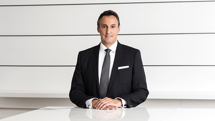 Supervisory Board Appoints Hans Juergen Kalmbach CEO | Hansgrohe Group