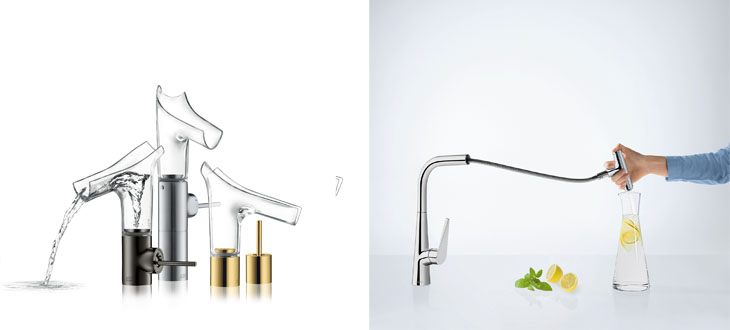 Hansgrohe SE at the ISH 2015