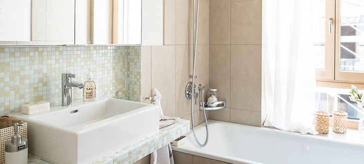 Basin mixers from Hansgrohe with CoolStart aned EcoSmart technology