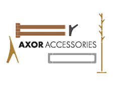 Axor shower shelf