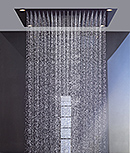Douche avec AXOR ShowerCollection
