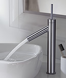 Axor Starck clear design for bathroom relaxation Hansgrohe US