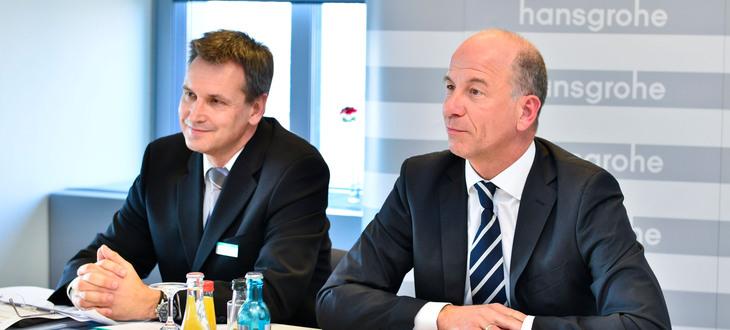 Pressekonferenzen, Presseveranstaltungen | Hansgrohe SE