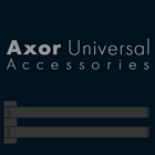 Cover of the Axor Universal Accessories brochure