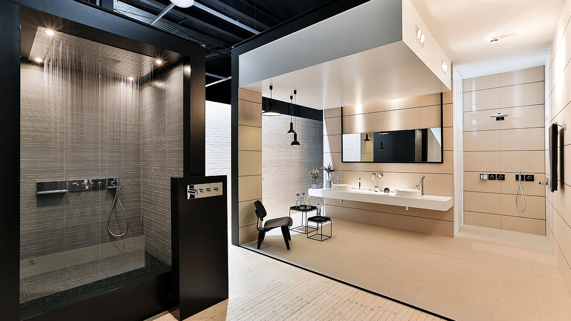 Hansgrohe and Axor bathroom exhibition | Hansgrohe INT
