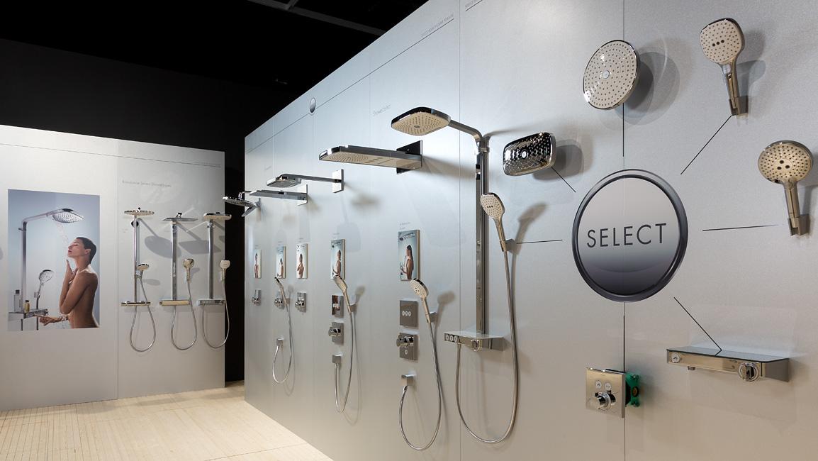 Bathroom exhibition | Hansgrohe India