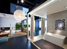 Bathroom showroom, Black Forest