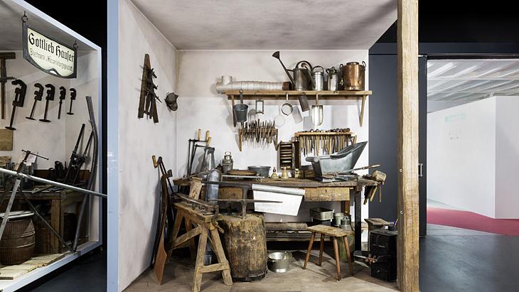 Werkstatt Eines Klempners