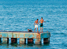The use of water and its special magic are the topics of the first AquaTektur workshop in Cuba.