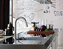 Citterio M kitchen faucets.