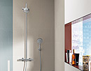 Shower with Axor Citterio M.