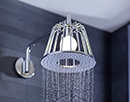 Axor LampShower designed by Nendo.