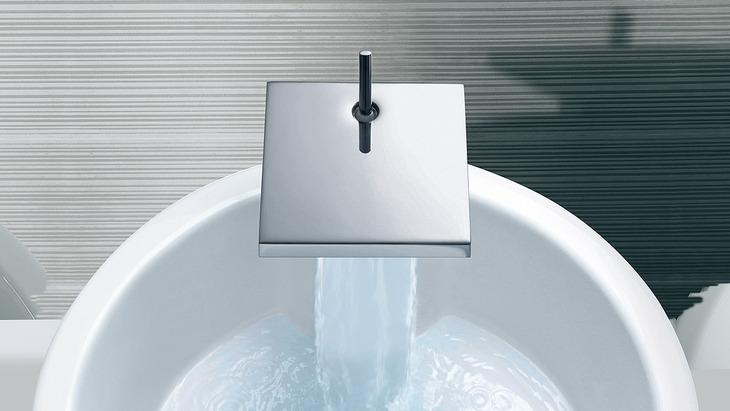 Axor Starck X bathroom collection, bathroom design | Hansgrohe US