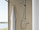 Axor Uno² shower.