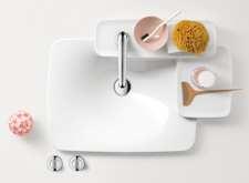 Axor Bouroullec wash basin
