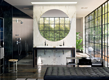 Perfect examples for your dream bathroom.