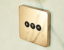 Axor ShowerSelect thermostat.