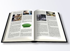 The Axor design encyclopedia explains design terms and introduces our designers. Simply download it.