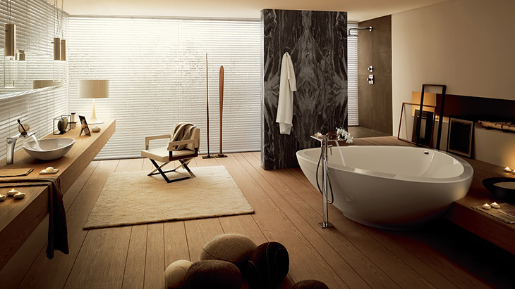 Axor Massaud bathroom.