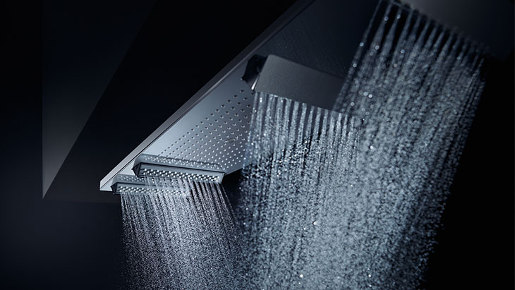 Shower axor showers | hansgrohe int