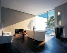 Axor Starck bathroom, modern and natural look