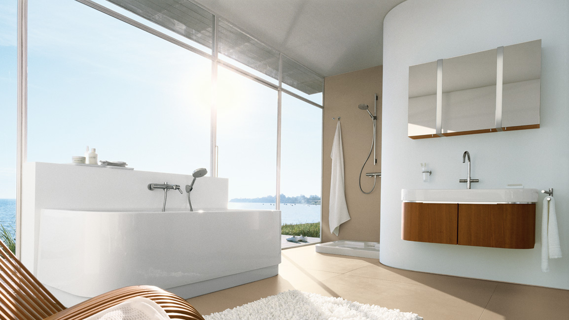 Axor Uno² bathroom collection: a design classic | Hansgrohe Singapore