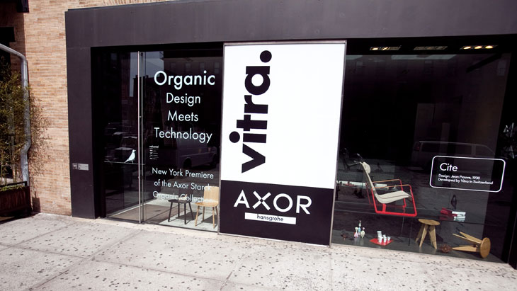 Axor Showroom in New York City.