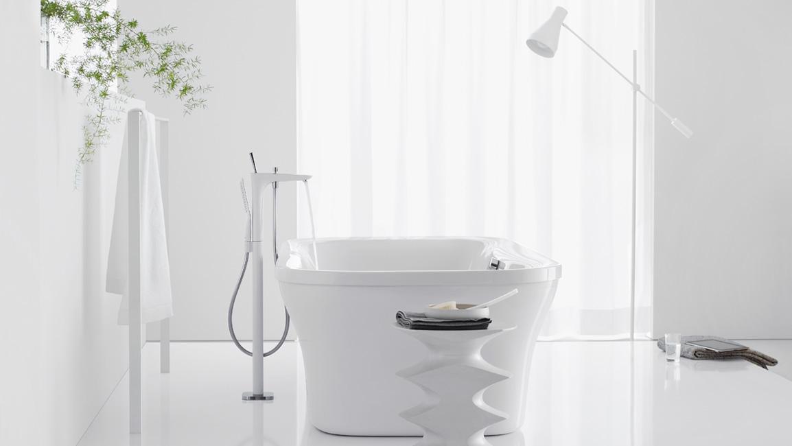 Sensual bathroom inspiration - PuraVida   Hansgrohe US