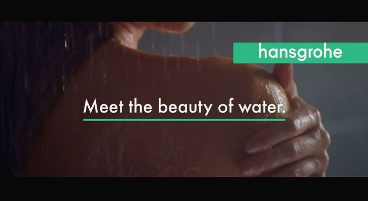 Premium products from the hansgrohe brand.