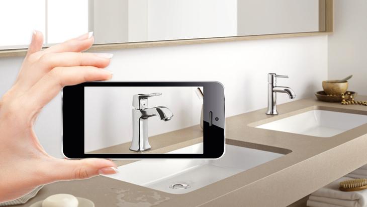 inspiration: klassisches badezimmer metris classic | hansgrohe de, Hause ideen