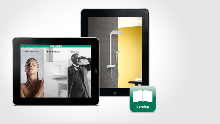 Bathroom showroom: online catalogue for taps & showers | Hansgrohe ...