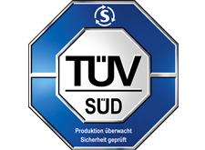 TÜV Süd certification mark