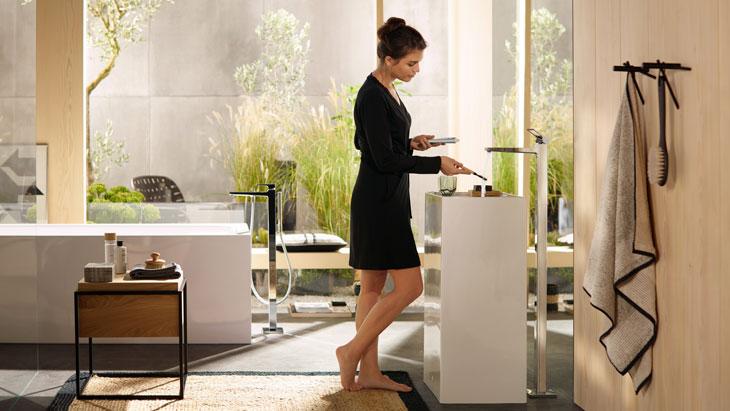 Modernes Bad: Armaturen mit viel Komfort | Hansgrohe DE