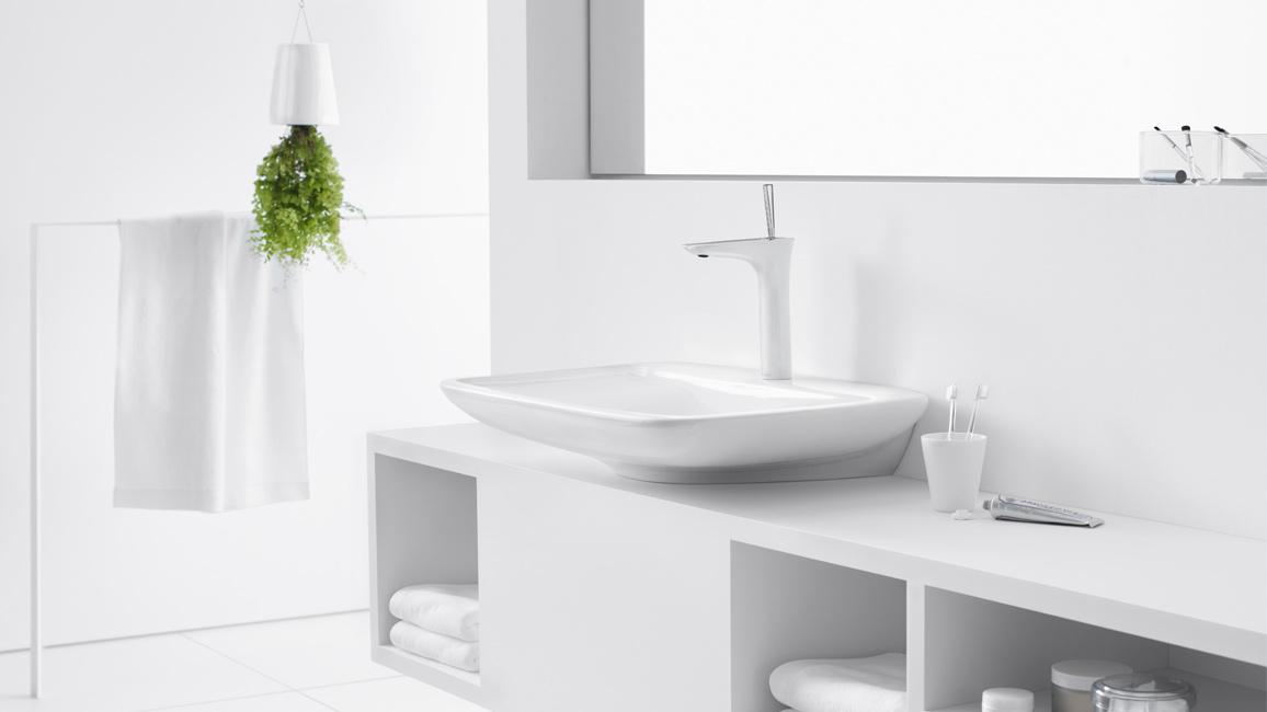 Avantgarde, faucets for a dream bathroom | Hansgrohe US