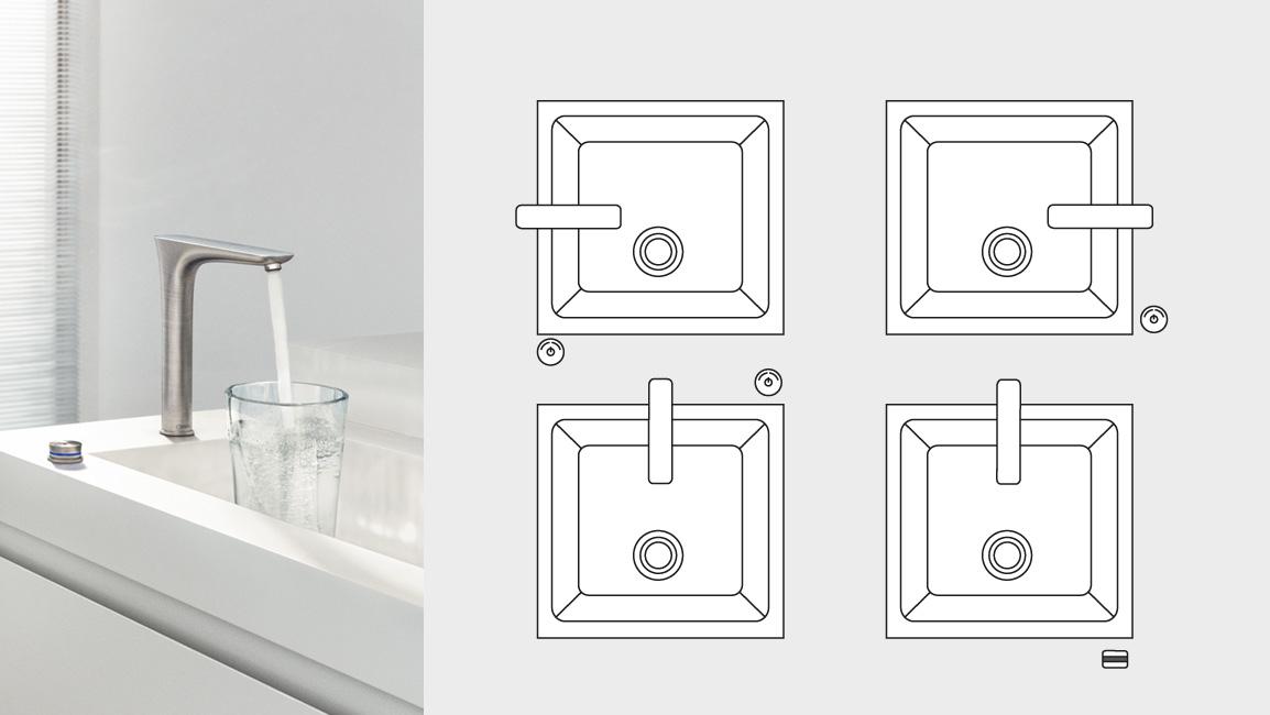 Küchenarmaturen - Ihr neuer Wasserhahn für die Küche | Hansgrohe AT