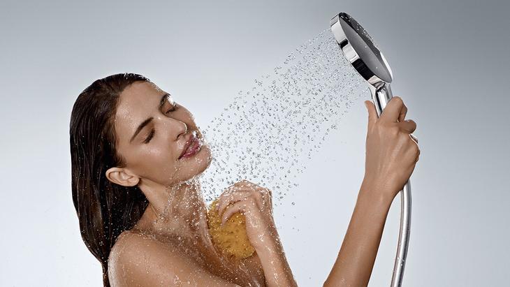 Фото девушки принимают душ 77422 фотография