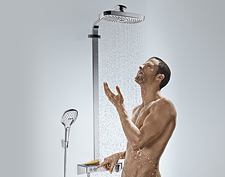 hansgrohe Rainmaker Select Showerpipe
