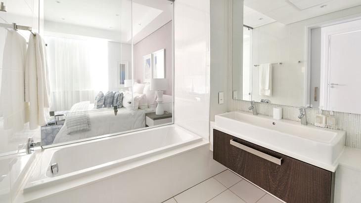 Reference hansgrohe in sandton skye johannesburg for Bathroom design johannesburg