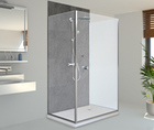 Plan your favourite shower online using the Hansgrohe shower planner.