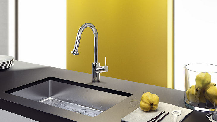 Talis S² Variarc kitchen mixer