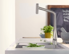 Talis Select kitchen mixer