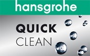 Hansgrohe Quick Clean logo