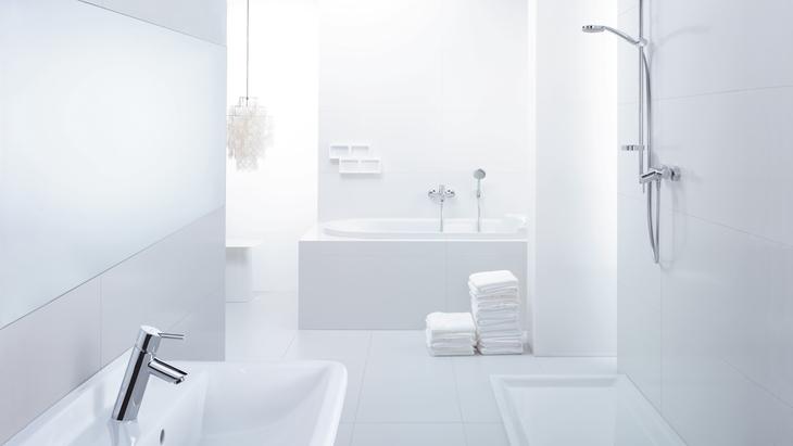 Bagno da sogno, sogno di bagno, ispirazione bagno  Hansgrohe SRL