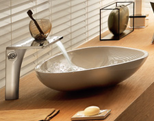 Axor Massaud wash basin