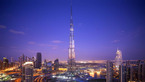 The world's tallest building, the Burj Khalifa, is located in Dubai and equipped with 5,000 Axor Starck mixers.