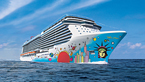 Cruiseskipet Norwegian Breakaway
