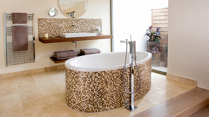 Bathroom Designs Durban bathroom trends: design using tiles | hansgrohe south africa
