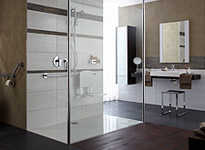 aktuelle trends in badezimmer und k che hansgrohe de. Black Bedroom Furniture Sets. Home Design Ideas