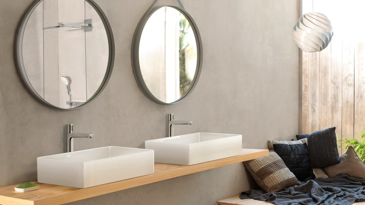 Bathroom ideas from Hansgrohe